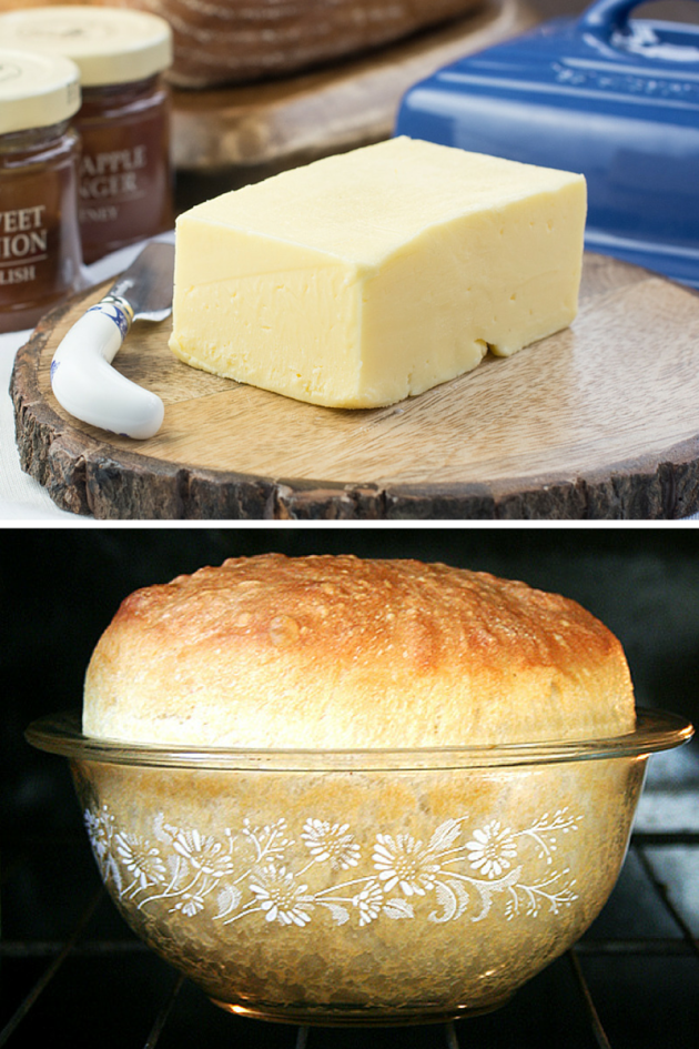 Both dairy and bread are linked to Imbolc, too. So why not whip up some fresh, homemade goodies for dinner? You'd be amazed how simple they can both be to make. Here's a link to a butter how-to, and a link to my favorite simple bread recipe.