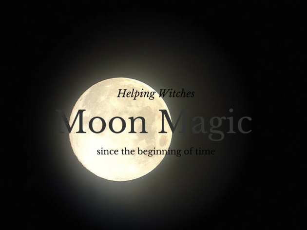 Moon magic for depression